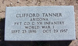 Clifford Tanner