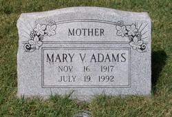 Mary V. Adams