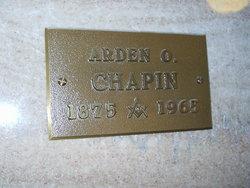 Arden O. Chapin