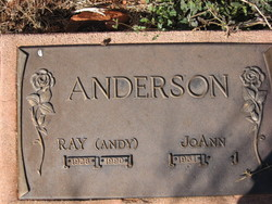 Ray Andy Anderson