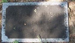 William Shumate Harris