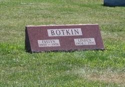 Evelyn <i>Halvey</i> Botkin