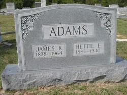 Hettie E. Adams