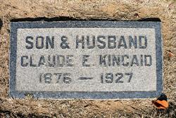 Claude Edward Kincaid