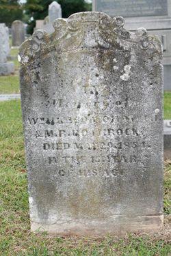 William H Rothrock