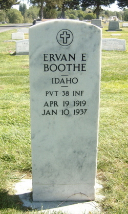 Ervan Eric Boothe