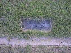 Cecelia Christine <i>Lofgren</i> Erickson