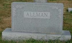 Anna M <i>Samson</i> Allman