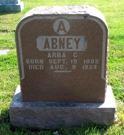 Arba Guy Abney, Sr