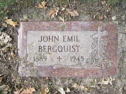 John Emil Bergquist