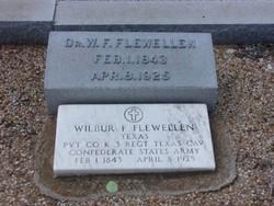 Dr Wilbur Fisk Flewellen