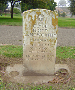 Clyde Floyd Langworthy