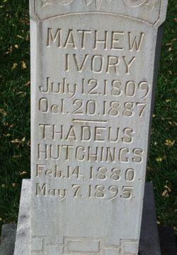 Mathew Hayes Ivory