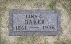 Lina Grace <i>Critchett</i> Baker