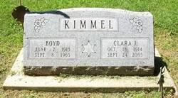 Boyd Kimmel