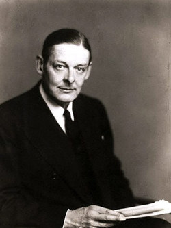 Thomas Stearns T.S. Eliot