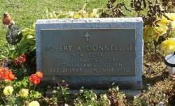 Sgt Robert A Bob Donnell, II