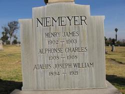 Atalus Joseph William Niemeyer