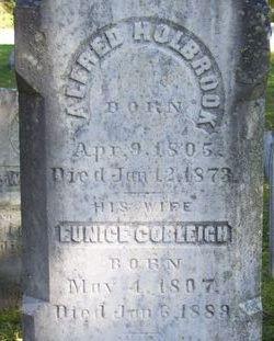 Eunice <i>Cobleigh</i> Holbrook