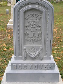 Betsey S. Bockoven
