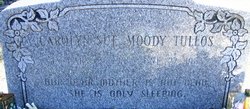 Carolyn Sue <i>Tullos</i> Moody