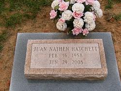 Juan Nathan Nate Hatchett