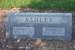 Minnie G <i>Hooper</i> Ashley