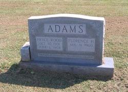 Pryce Wood Adams