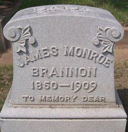 James Monroe Brannon