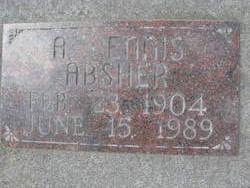 Alfred Ennis Absher