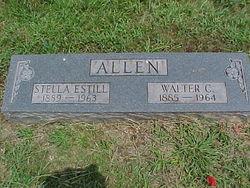 Stella <i>Estill</i> Allen