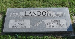 Minnie Landon
