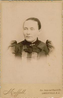 Mary A. Mamie <i>Dever</i> Shannon
