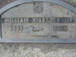 William H. Absher, Jr
