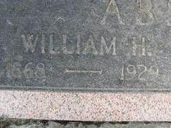 William H. Absher, Sr