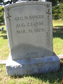 George Marion Barger