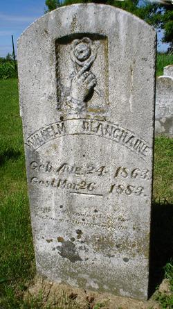 Wilhelm Blanchaine
