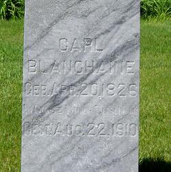 Carl Blanchaine