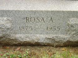 Rosa Amanda <i>Lerch</i> Bien