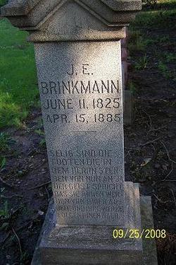 J. E. Brinkman