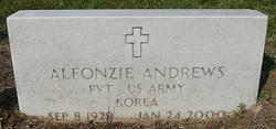Alfonzie Andrews