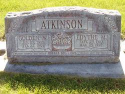 Edythe M. Atkinson