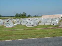 Our Lady of the Sacred Heart Church Cemetery (New)