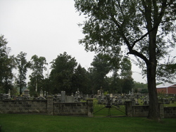 Saint Paul Lutheran Church Cemetery (The Pines)