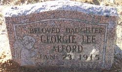 Georgie Lee Alford