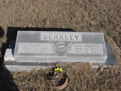 Walton C Blakley