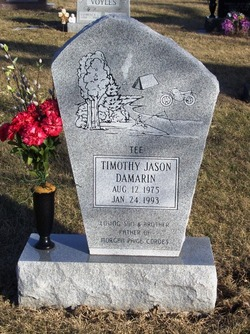 Timothy Jason Tee Damarin
