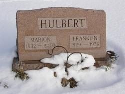 Marion Hulbert