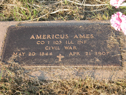 Americus Ames
