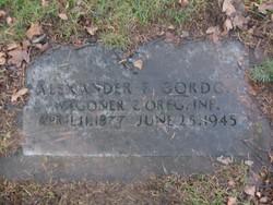 Alexander Frazier Gordon